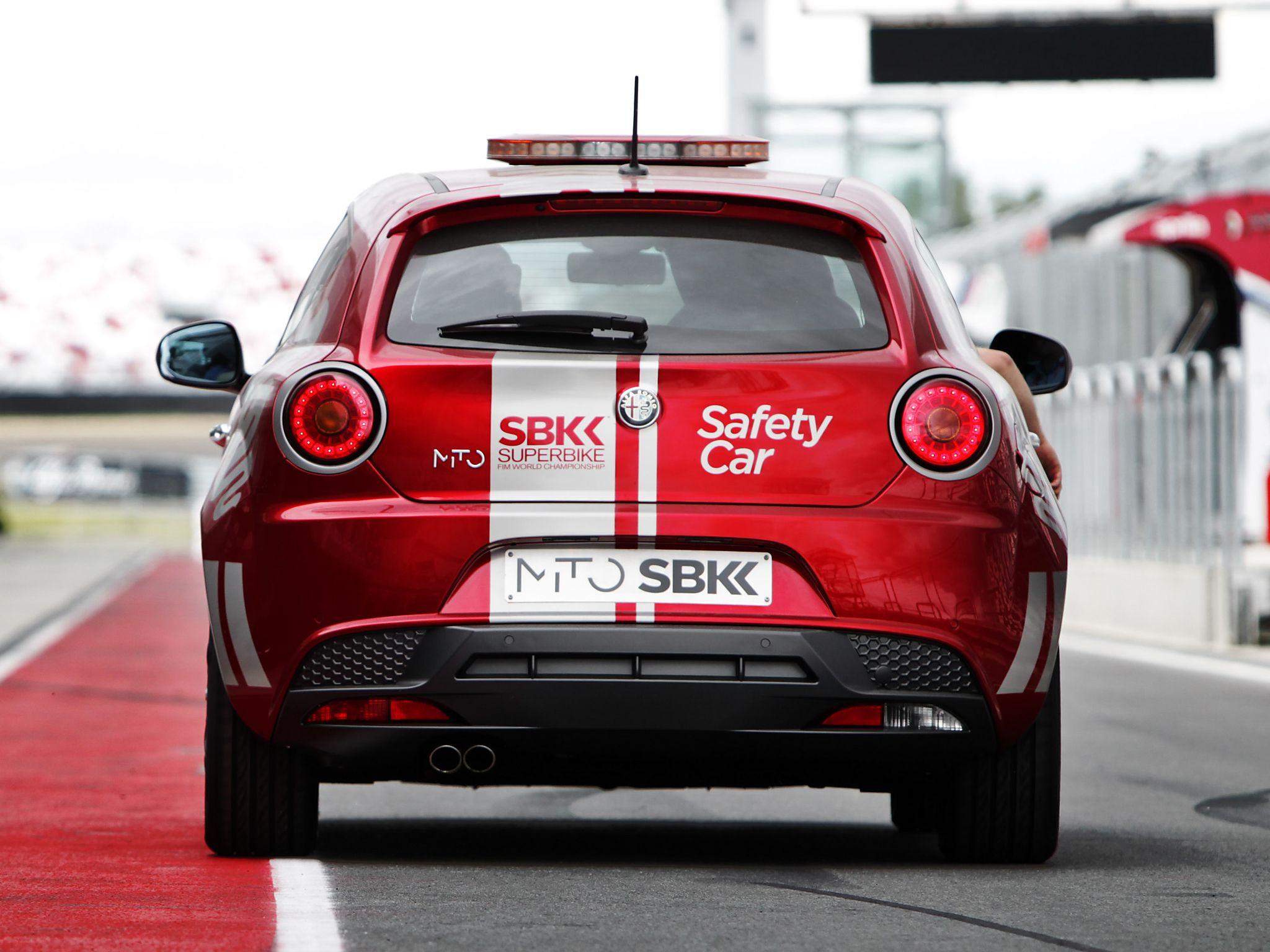 2013 Alfa Romeo Mito Quadrifoglio Verde Sbk Voiture De Securite
