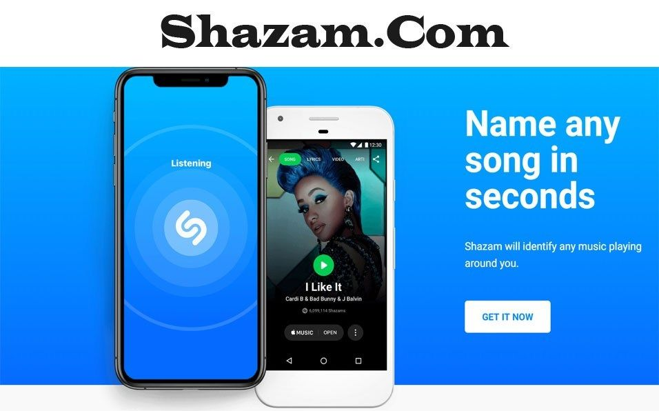 Shazam App, Music Discovery, Song Lyrics & Charts