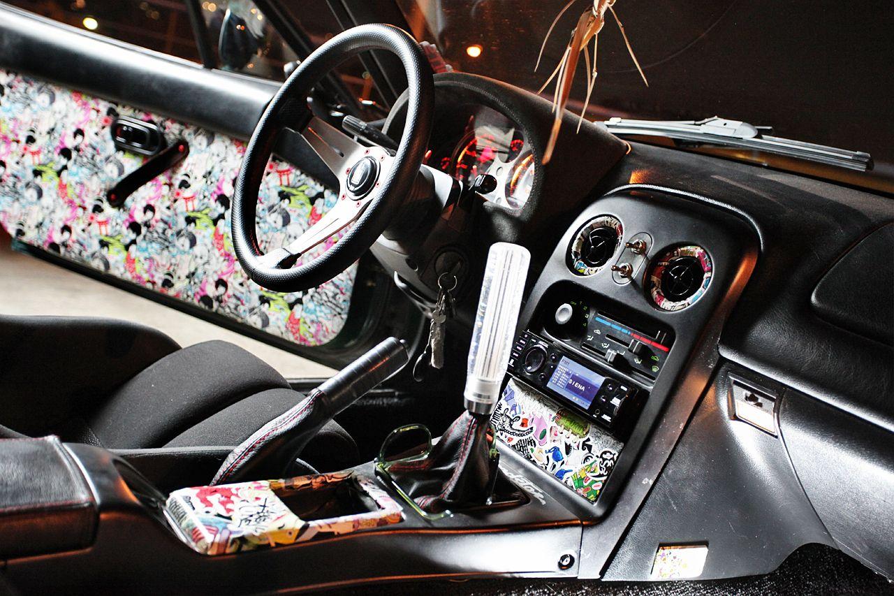 Sticker bombing body interior styling mx 5 owners club forum forum