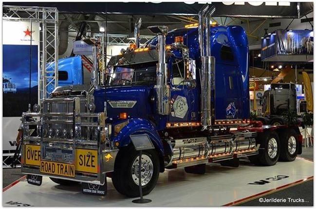 King Bars Customer Bullbars Western Star Big Trucks Road Train Trucks