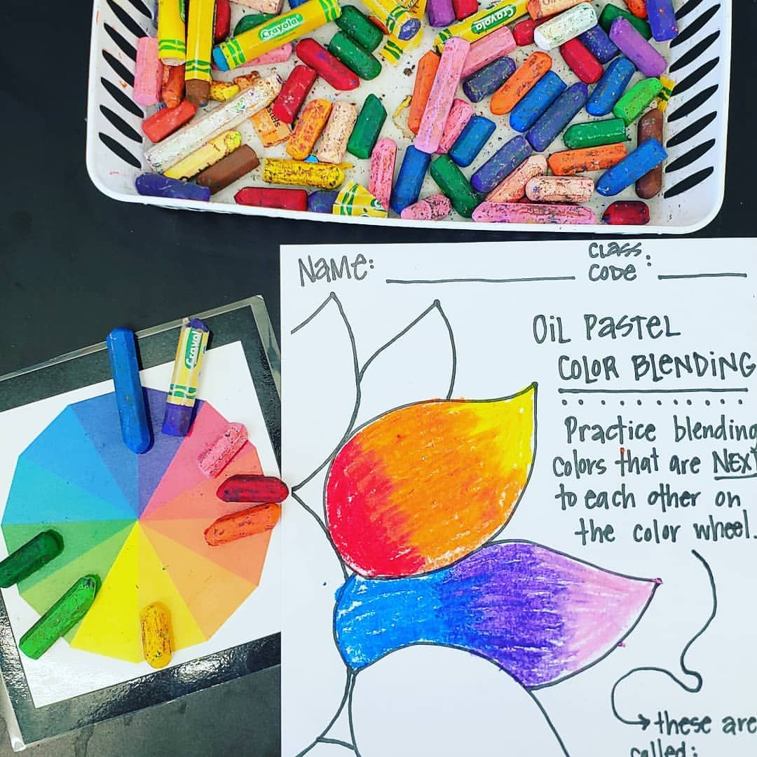 Practicingogous Color Schemes 3rd Grade