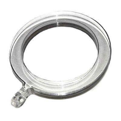 Metropolitan 1.1/8″ Clear Acrylic Curtain Rings