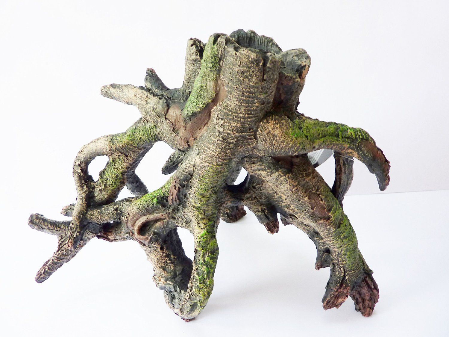 Dragon fish tank ornament - Highly Detailed Aquarium Root Ornament Suitable For All Types Of Fish Tank Amazon