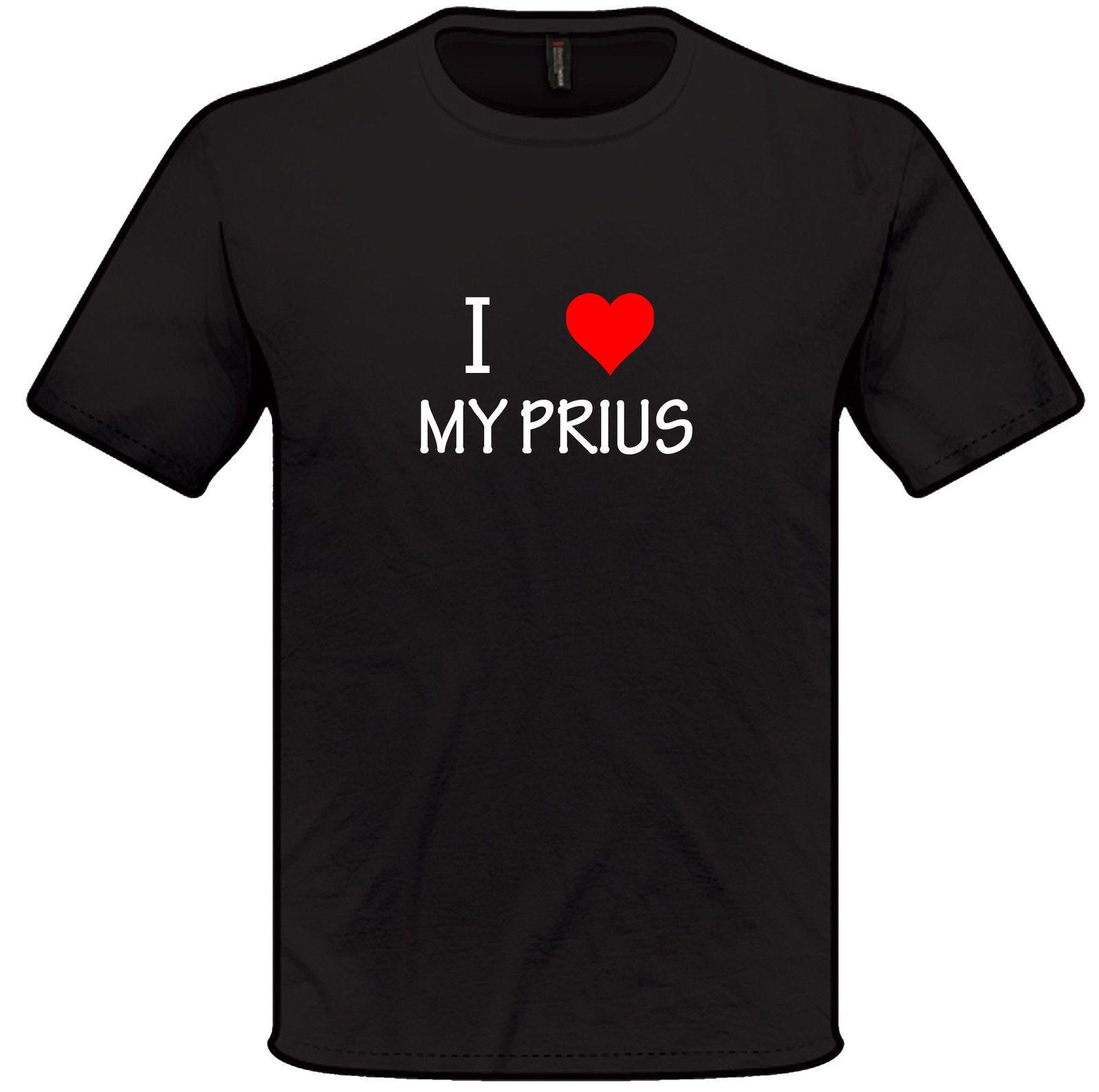 I Love Heart My PRIUS T Shirt S-XXL Car Mens Womens gift