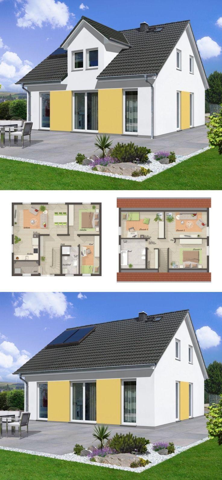 Modern Contemporary European Style Architecture Design