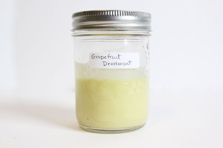 DIY-- make your own deodorant-- THAT WORKS!