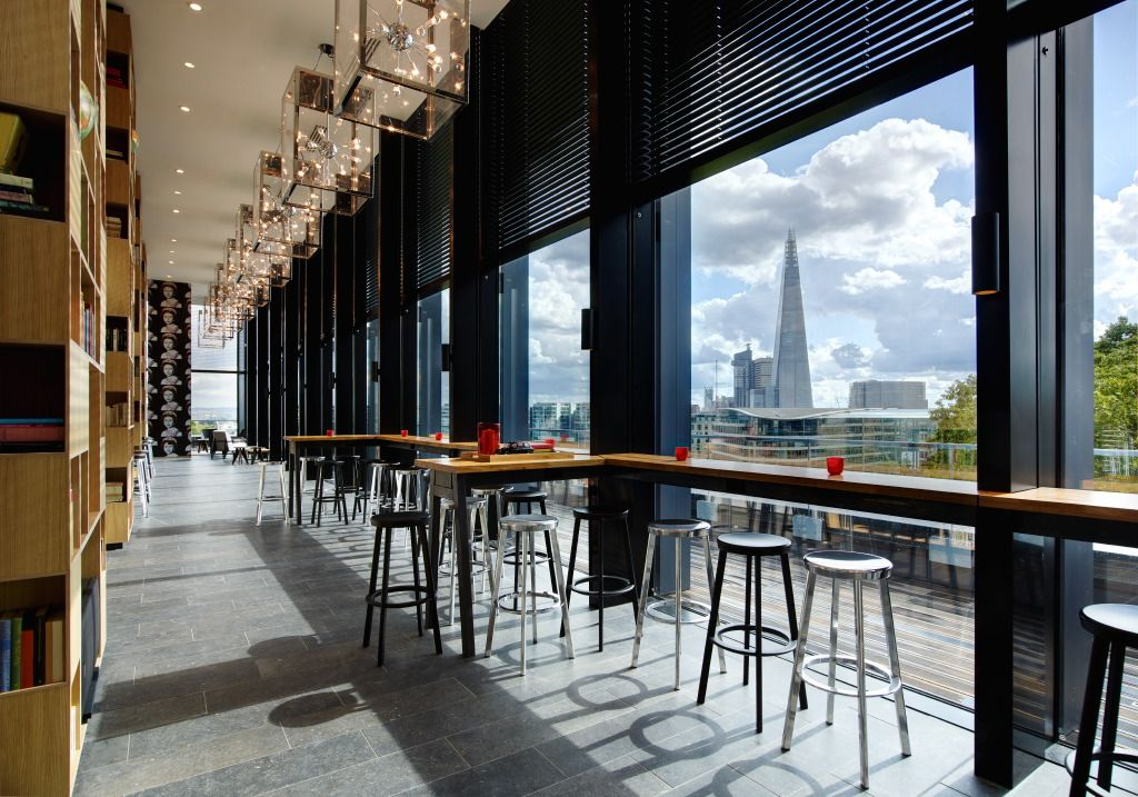 citizenM Tower of London, bigger, taller, and with the best views in - design hotel citizenm london
