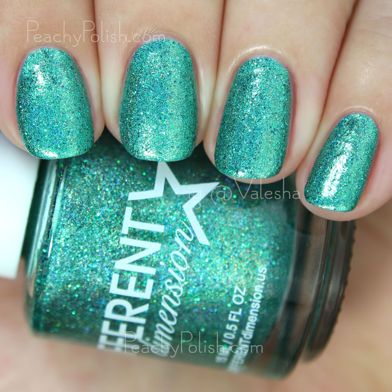 Different Dimension Space-Time | Cosmologically Speaking Collection | Peachy Polish