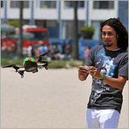 Parrot AR Drone  The next gen RC chopper