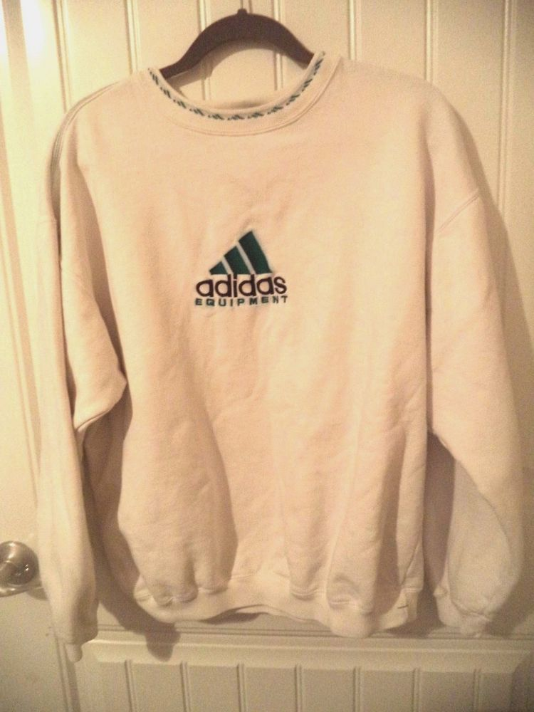 69b8b2d6248 Vintage Adidas equipment sweatshirt size Medium #adidas #SweatshirtCrew