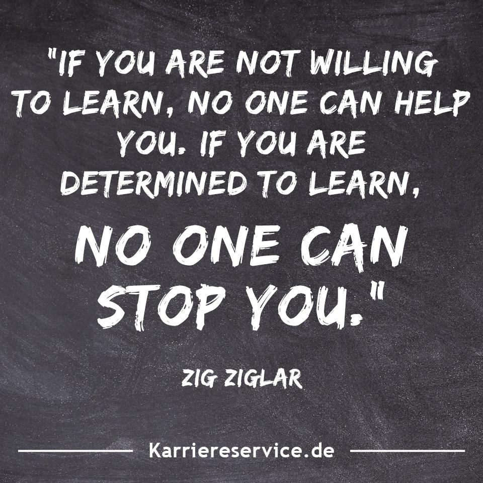Motivational quote: \