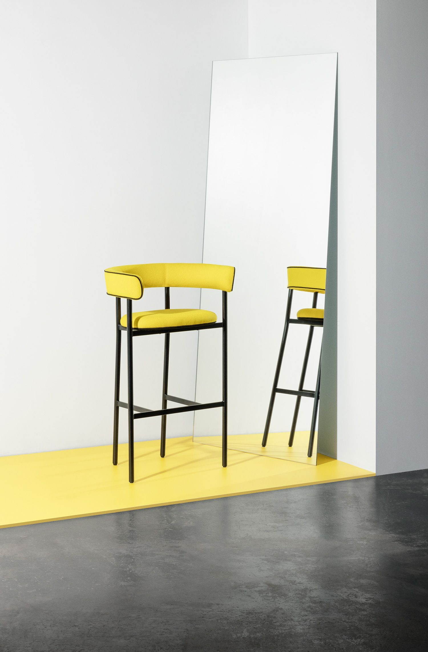 Yellow Möbel Domino Where To Find The Best Bar Stools The Domino Guide Yellow