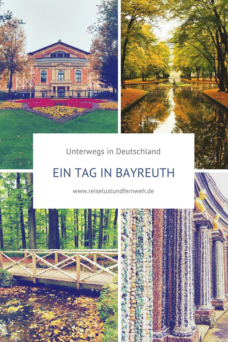 Ein Tag In Bayreuth Meine Tipps Fur Eure Reise Mit Bildern Urlaub In Deutschland Bayreuth Reisen
