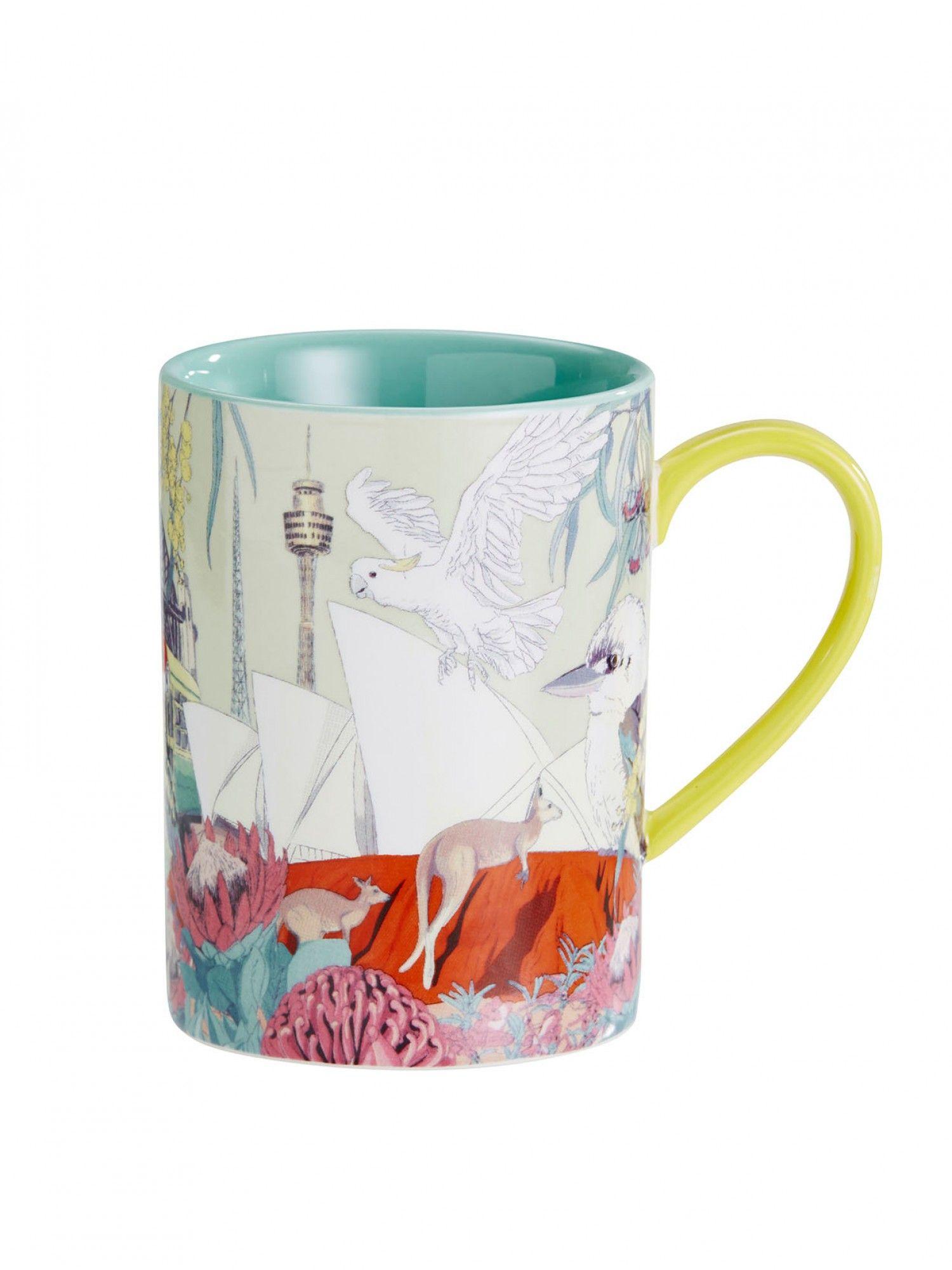 Swan Lake Fabulous Friend New Bone China Mug