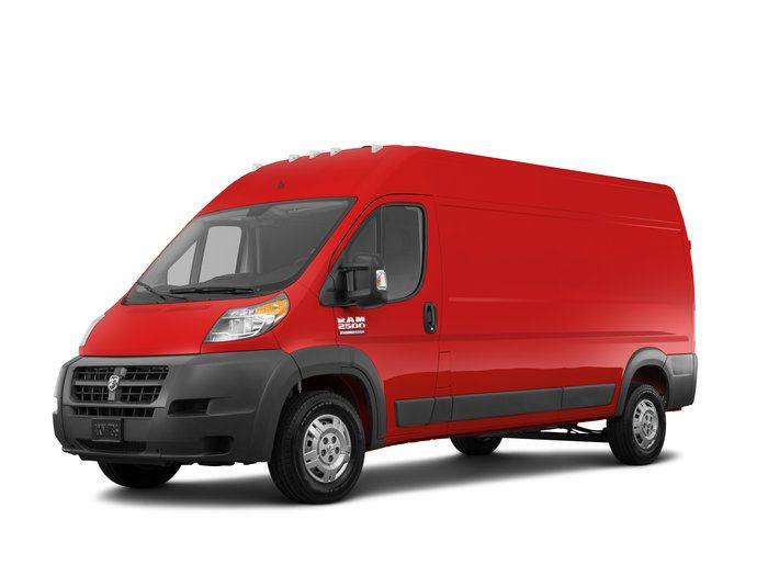 2016 Ram Promaster 2500 High Roof Cargo Van 159 In Wb Information Ram Promaster Van Cargo Van