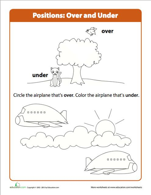 Pre Over Under Airplane worksheet   Teaching  Smart  Toddlers besides in on under worksheets for kindergarten as well Free Printable Under or Over Worksheet for Pre besides Position Words Worksheets   Education together with 443 FREE Preposition Worksheets  Teach Prepositions With Style moreover Captivating Worksheets Prepositions In On Under With Additional And as well  also in on under over worksheets together with Most Viewed Worksheets   Everyday Sch   Everyday Sch furthermore In On Under Over Worksheets Now Over In Print Worksheets For In On additionally  likewise Drawing Objects Above On And Below Position Direction Worksheets For likewise Exercises In On Under Over Front Behind Worksheets For Grade besides Agreeable Worksheets Prepositions In On Under for Preposition in addition Esl worksheets and activities for kids   Esl education   Education further above and below worksheets for kindergarten. on in on under over worksheets