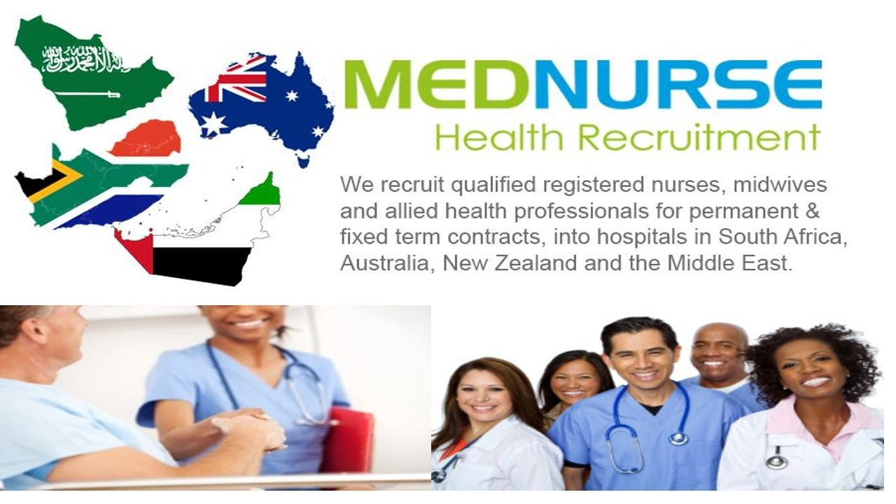 Are you searching for nurses in South Africa then Mednurse
