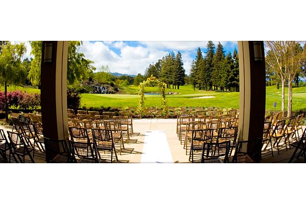 Palo Alto Hills Golf Country Club Bay Area Wedding Venue