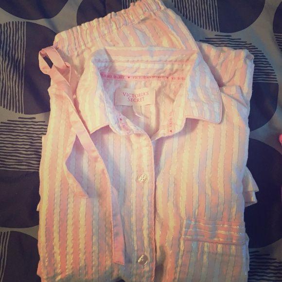 NEW Victoria Secret Dreamer PJ NEW Victoria Secret Dreamer PJ Victoria's Secret Intimates & Sleepwear Pajamas
