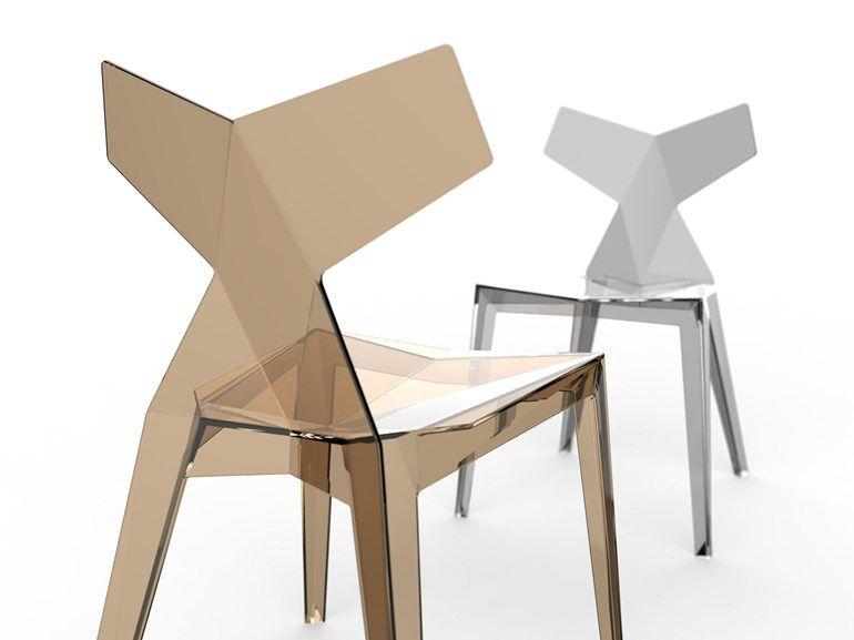 Sedie Da Giardino In Plastica : Sedia da giardino da ristorante impilabile in plastica in stile