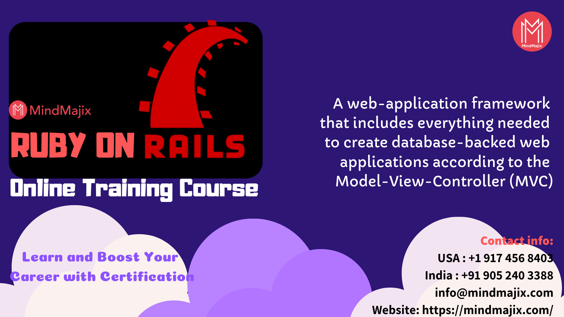 Learn #Ruby #on #Rails #Training #Course #online
