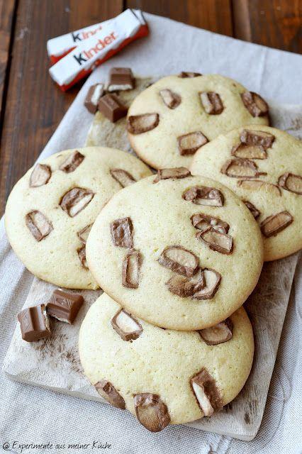 kinder Schokolade - Cookies {+Gewinnspiel} {Dieser Beitrag enthält