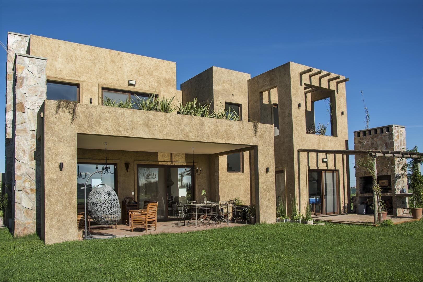 Resultado De Imagen Para Fachadas De Casas Estilo Santa Fe Arquitectura Casas Estilo Santa Fe