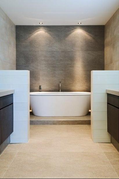 Je badkamer verbouwen ideeën Wonenblog.com Wonen pinterest badkamer ...