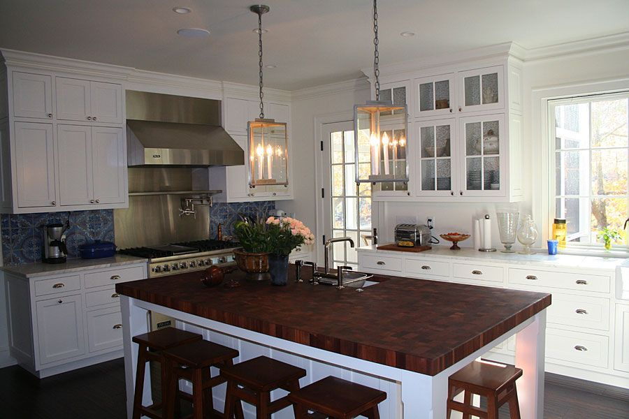17 Best images about Kitchen Islands with Butcher Block Countertops on  Pinterest | Cherries, Butcher blocks and Butcher block