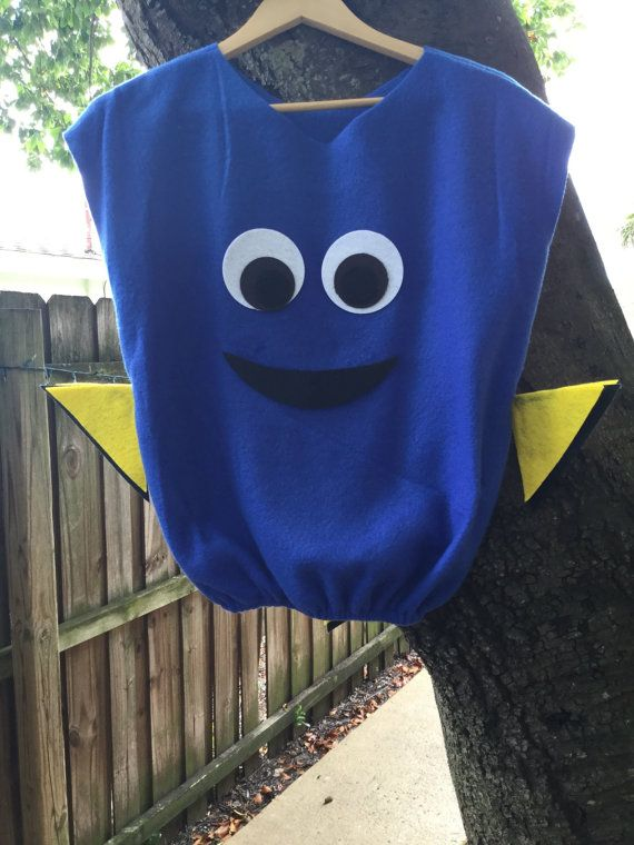 Finding Dory Costume By Sweetsewshop On Etsy Nemo Dory
