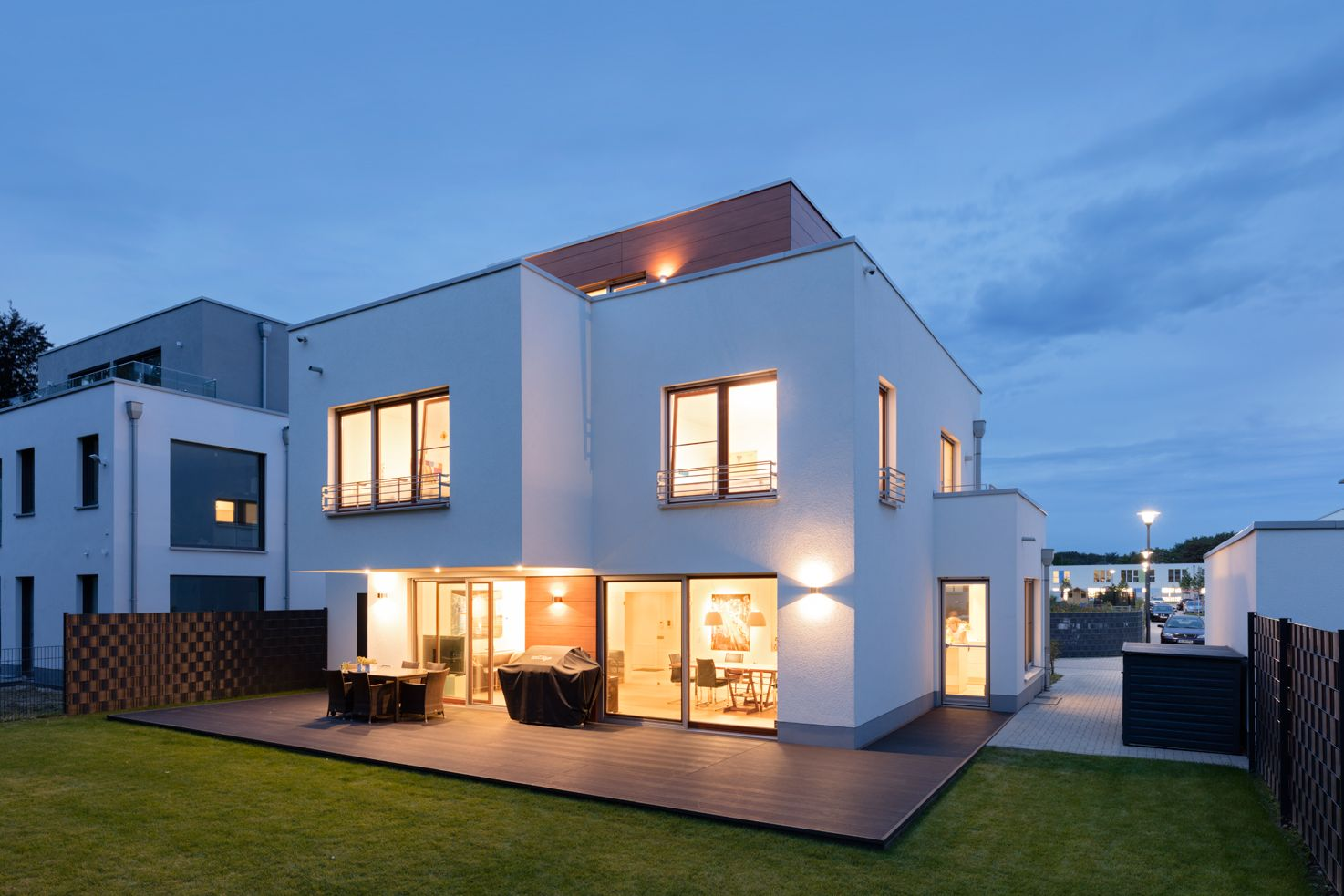 Individuell Haus bauen, Massiv bauen und Schlüsselfertig