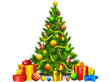 Christmas Tree With Gifts Xmas Tree Images Christmas Tree Clipart Christmas Tree With Presents