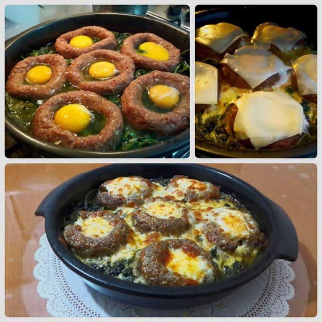 Yumurtalı Köfte Tarifi