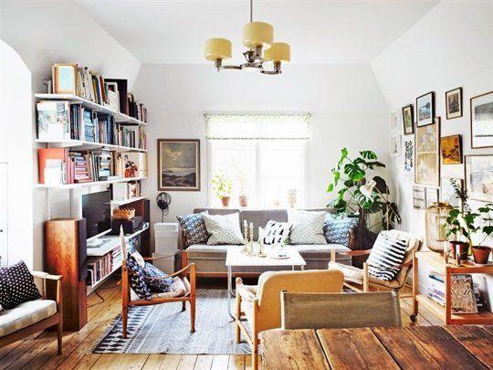 9 Ways To Decorate Around A TV. Apartment TherapyApartment ...