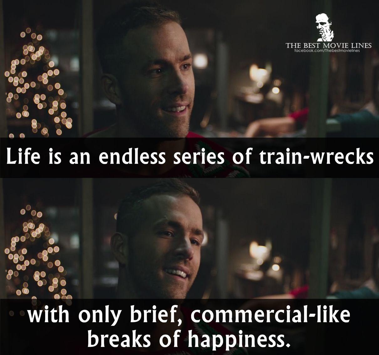 Ryan Reynolds in Deadpool (2016) Deadpool quotes, Best