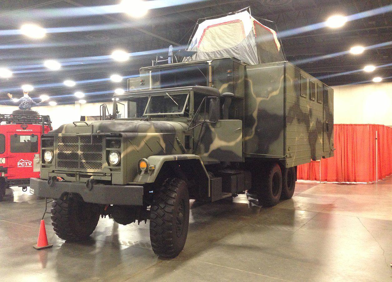 Custom built Prepper trucks, Offroad motorhomes rv ...