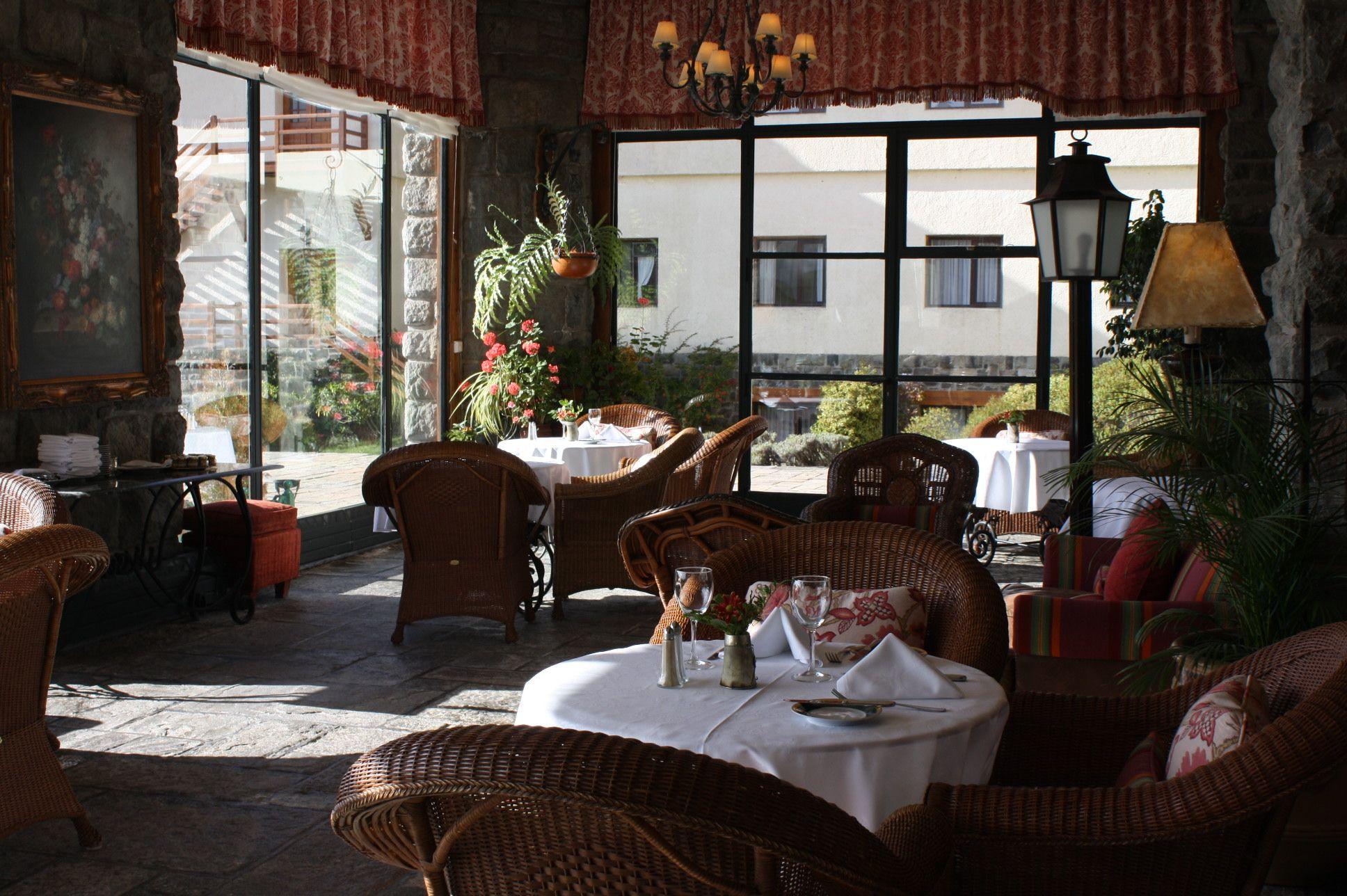winter garden del llao llao hotel restaurants bars u0026 cafeteria