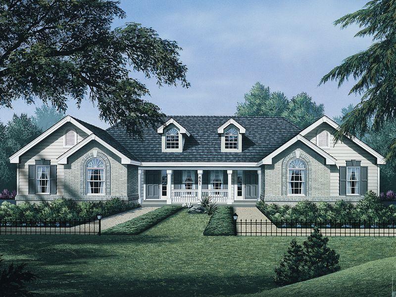 Brooktree duplex home for Piani di ranch tentacolare