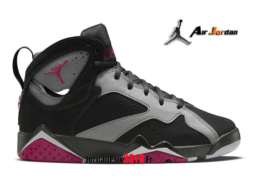 pas mal eb59b fa800 Chaussure Basket Jordan Prix Pour Femme/Fille Air Jordan 7 ...
