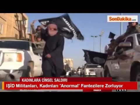 IŞİD Militanları, Kadınları 'Anormal' Fantezilere Zorluyor