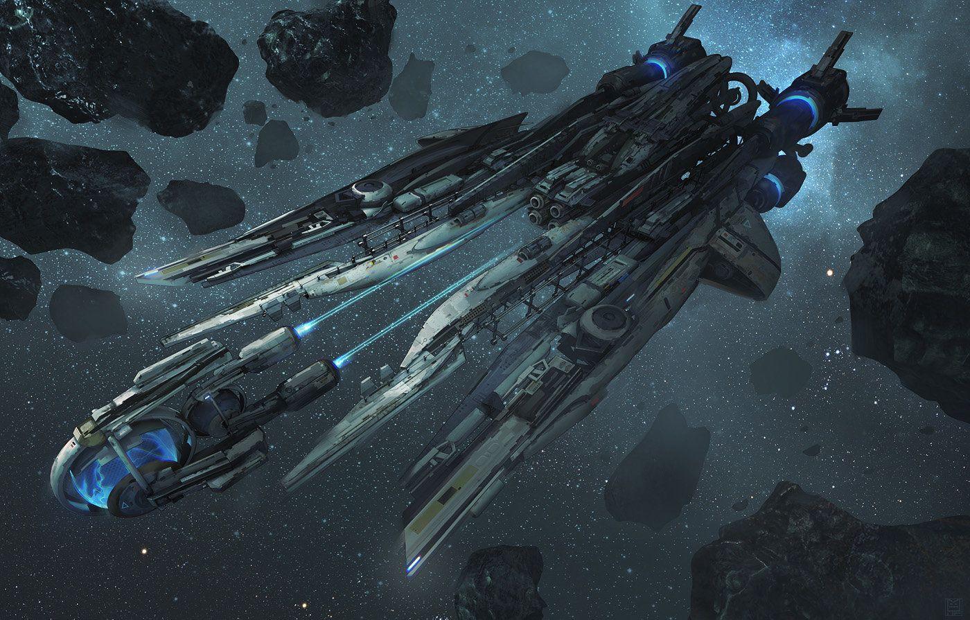 Výsledok vyhľadávania obrázkov pre dopyt spaceship fanart