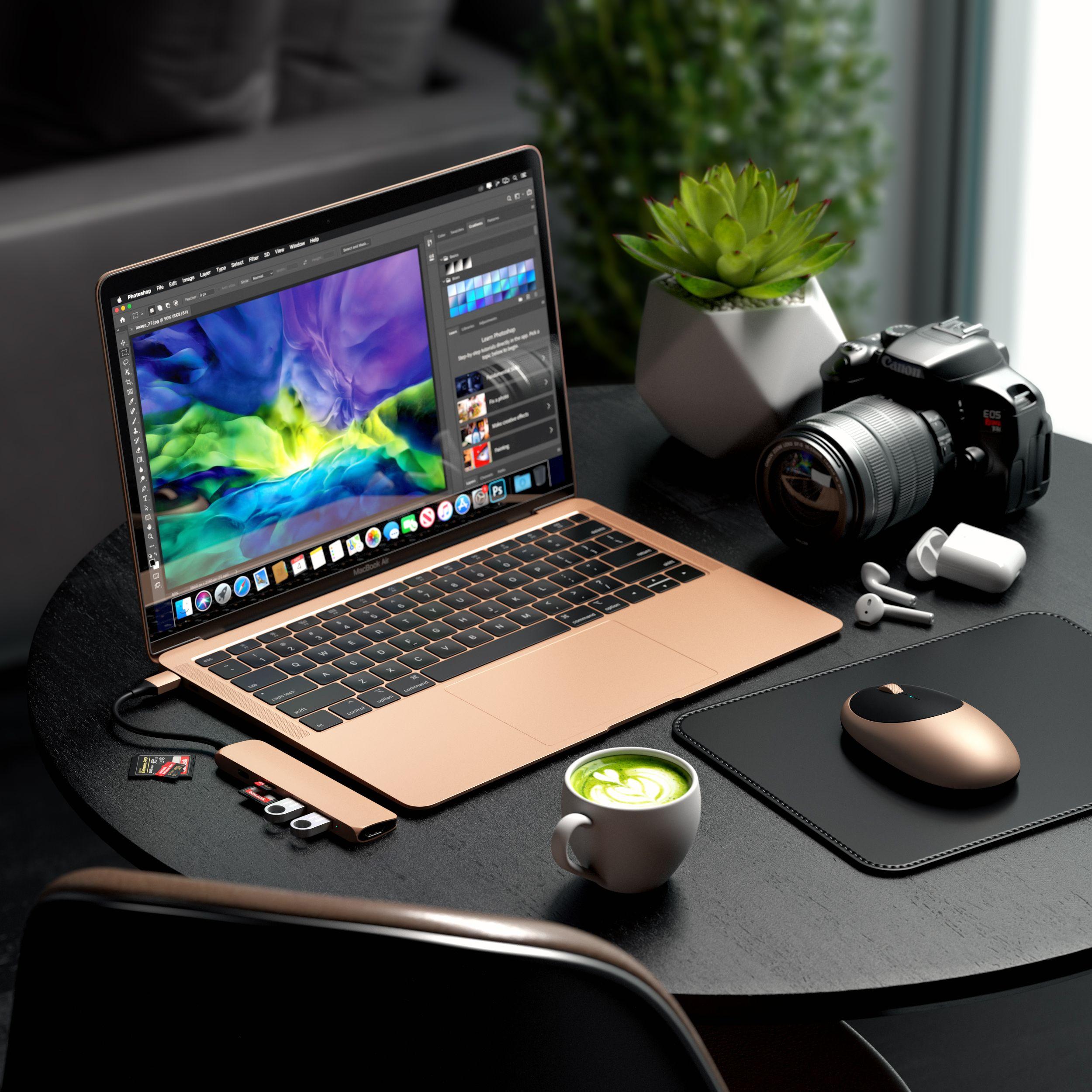 Accessories To Match Your Gold Macbook Air In 2020 Macbook Air Macbook Ipad Pro