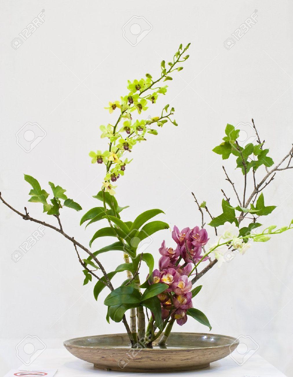 Ikebana flower arrangements pesquisa google