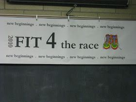 """New Beginnings """"Fit 4 the race"""""""
