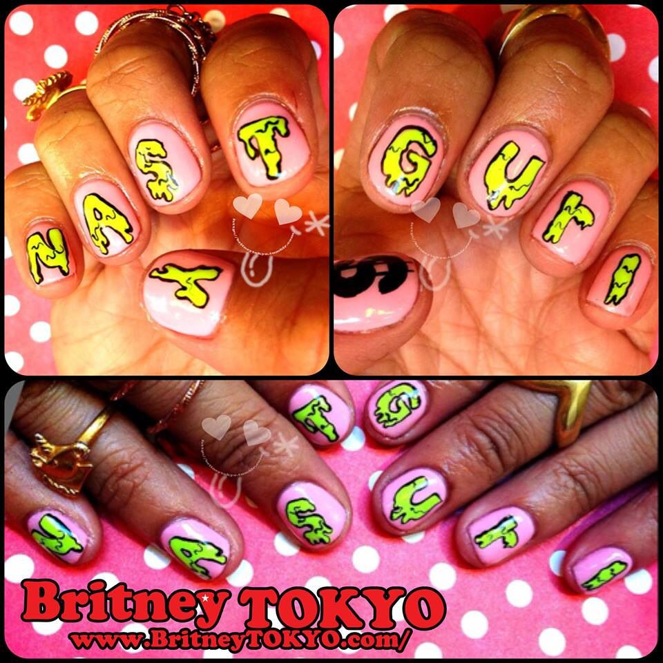 britney tokyo #nails #nailart #japan #britneytokyo   NAILS ...