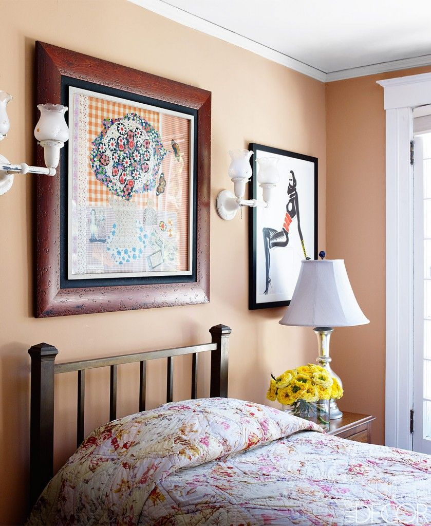 Bedroom Painted In Farrow Ball S Dutch Pink Paint Colors Pinterest House Tours And Decor