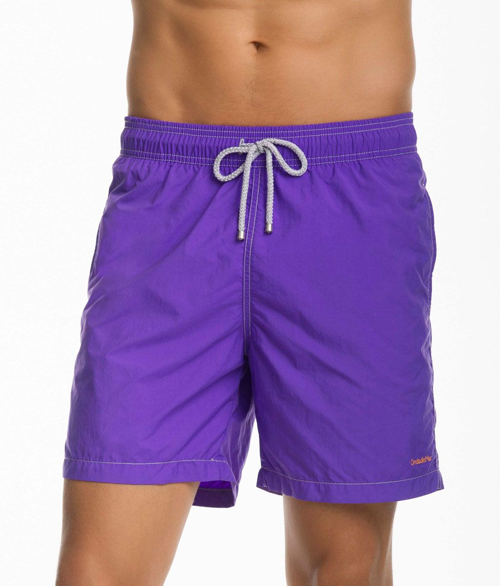 purple swim trunks mens | SEA PURPLE SURF SHORTS - ONDADEMAR MENS ...