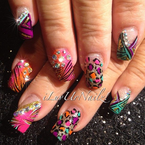 Instagram photo by http://@Jeannette Scutt Scutt Scutt Scutt Scutt Scutt via http://ink361.com  | See more nail designs at http://www.nailsss.com/acrylic-nails-ideas/2/