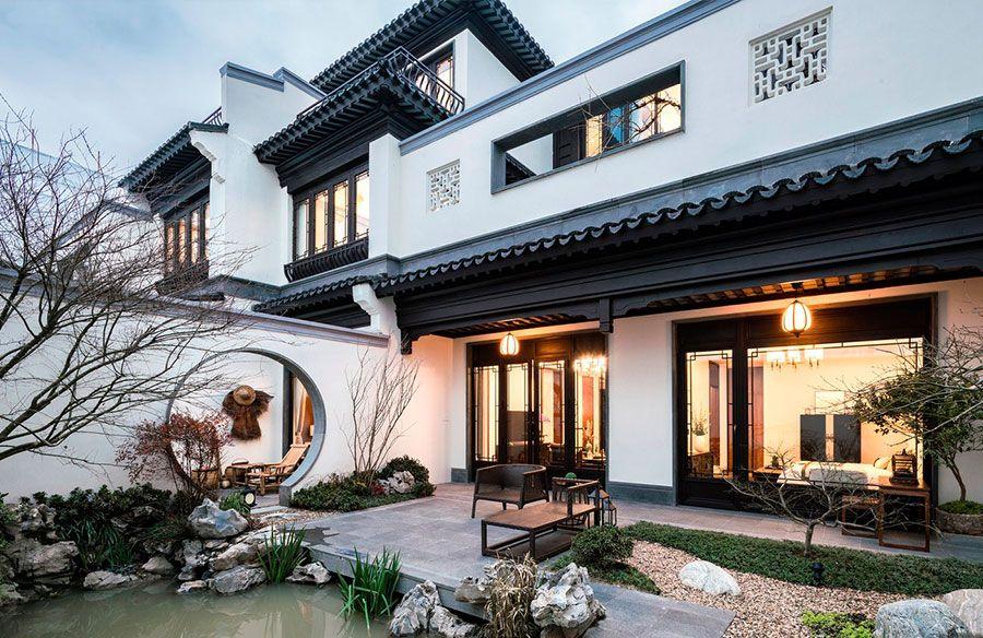 29 Indochine exterior ý tưởng trong 2021 | kiến trúc, nhà cửa, cửa sổ