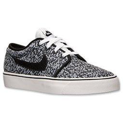 Nike Toki Low - Men's Cool Grey/White